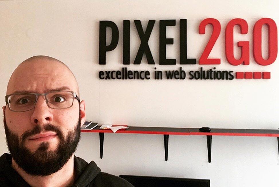 PIXEL2GO Office - Filip Kunjadić - Ćulibrk